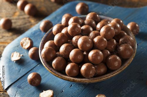 Dark Chocolate Malted Milk Balls - 71285774
