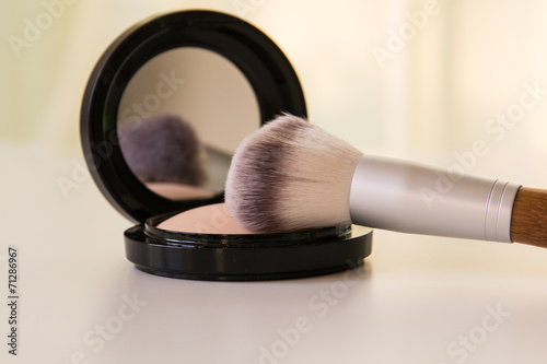 canvas print picture Kosmetik-make up