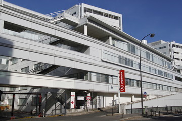 Paris - Hôpital Georges-Pompidou