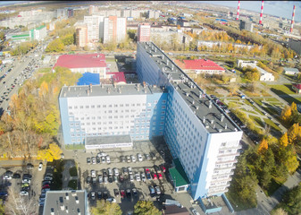 Regional clinical hospital No. 2, Tyumen, Russia