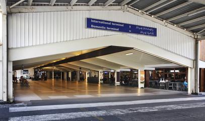 Ibrahim Nasir International Airport. Hulhule