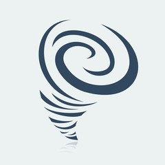 Hurricane symbol