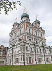 Vvedenskaya church in Solvychegodsk