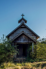 Old abandoned Chapel