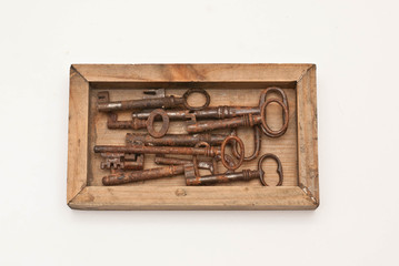 Vecchi chiavi