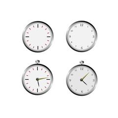 clocks and dials
