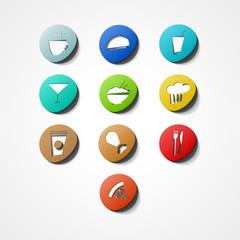 Food  web icon