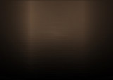 Brushed copper metallic horizontal background