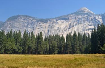 North Dome; Yosemite National Park