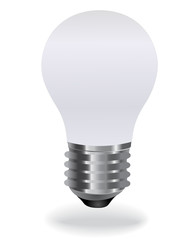 Energy-Efficient Soft White Bulb