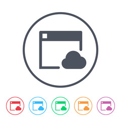 Streamline Vector Icon - 6 Colors Included
