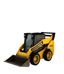 Bobcat skid-loader machine