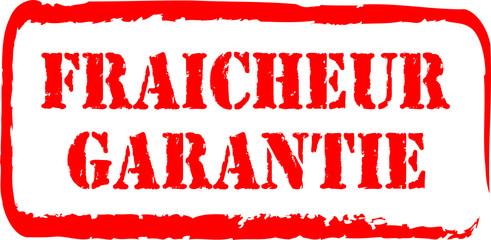 tampon fraicheur garantie