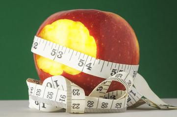 Diet Apple and Meter