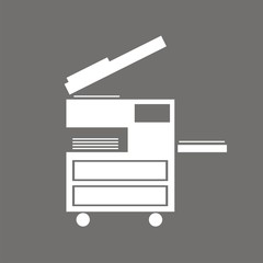 Icono fotocopiadora FO