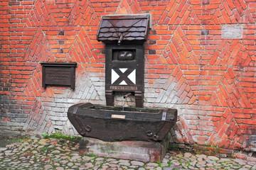 Puparschbierbrunnen