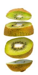 Kiwi Querschnitt