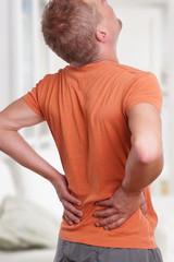 Probleme mit dem  Rücken