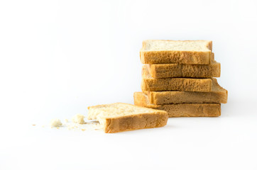 toaster bread