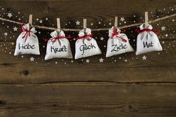 Weihnachten: Geschenke, die man nicht kaufen kann