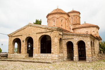 Saint Naum Monastery in Macedonia