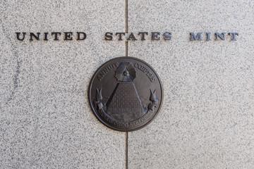 United States mint Philadelphia, Pennsylvania