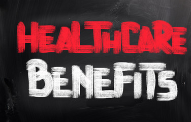 Healthcare Benefits Concept