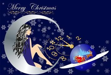 dekoracja na Boże Narodzenie i Nowy Rok,