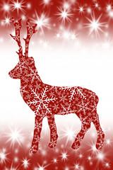 Weihnachten - Rentier