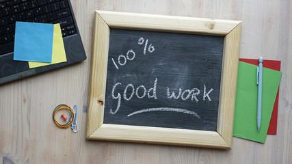 100% Good work