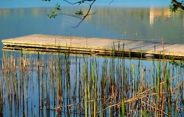 good morning....lake