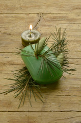 Pinus Fyrreslægten Pino Pine Kiefern Pin Sosna Мыло soap