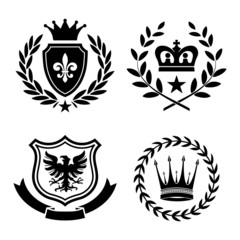 Heraldic Elements - Coat of Arms