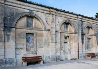 Bâtiment ancien