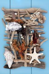 Beach Treasure Abstract