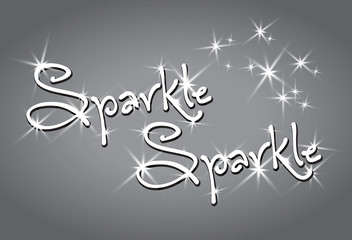 sparkle sparkle background