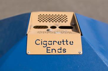 Public Ashtray - Cigarette Ends