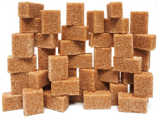 40 Zuckerwürfel