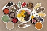 Fototapety Immune Boosting Foods