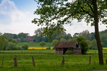 Landschaft - Bauernland