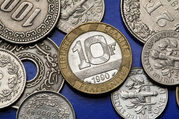 Coins of France
