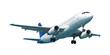 Real jet aircraft - 71318503