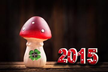 viel Glück für 2015