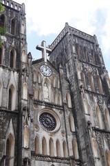ベトナム ハノイ大教会