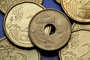 Coins of Spain
