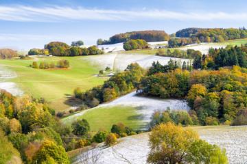 Herbstlandschaft im November
