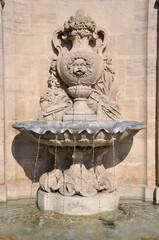 Fontaine de Coustou à Barentin