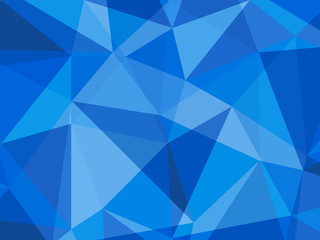 abstract background of blues