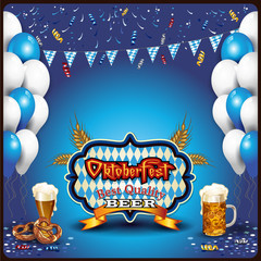 Oktoberfest ticket