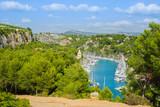 Fototapety Cassis - Calanque de Port-Miou